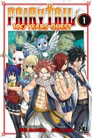 Mangas - Fairy Tail - 100 Years Quest