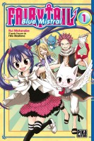Mangas - Fairy tail - Blue mistral