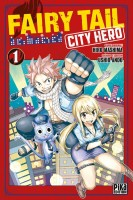 mangas - Fairy Tail - City Hero