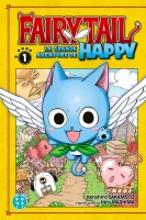 Mangas - Fairy Tail - La Grande Aventure De Happy