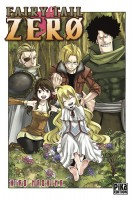 mangas - Fairy Tail - Zero