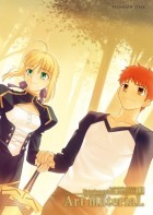 mangas - Fate Complete Material vo