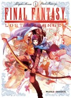 mangas - Final Fantasy - Lost Stranger