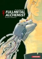 mangas - FullMetal Alchemist - Artbook