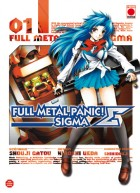 Manga - Manhwa - Full Metal Panic Σ (Sigma)