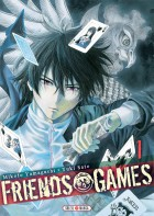 Manga - Friends Games