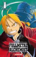 Manga - Manhwa - Fullmetal Alchemist - Edition reliée