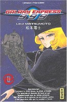 mangas - Galaxy express 999