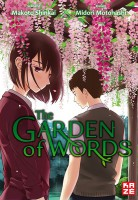 Mangas - Garden of words