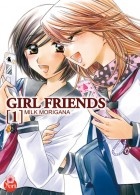 Manga - Manhwa - Girl Friends