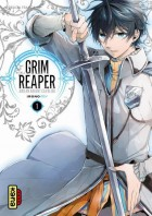 manga - The Grim Reaper and an Argent Cavalier
