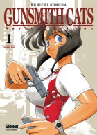 mangas - Gunsmith Cats Revised