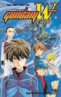 mangas - Mobile Suit Gundam Wing - Battlefield of pacifist