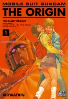 mangas - Mobile Suit Gundam - The origin