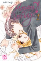 Mangas - Happy marriage !?