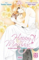 mangas - Happy marriage !? - Roman