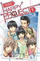Manga - Happy project