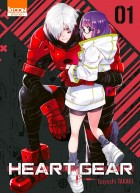 Manga - Heart Gear