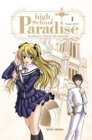 mangas - High School Paradise