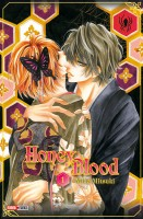 Mangas - Honey Blood