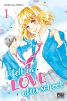 mangas - I Fell in Love After School