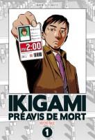 Manga - Ikigami - Préavis de mort - Ultimate