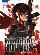 manga - Immortal Hounds