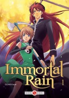 Manga - Manhwa - Immortal Rain
