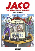 Mangas - Jaco - The galactic Patrolman