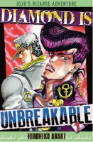 Mangas - Jojo's bizarre adventure - Saison 4 - Diamond is Unbreakable
