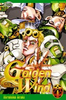 Manga - Jojo's bizarre adventure - Saison 5 - Golden Wind