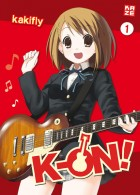 Manga - Manhwa - K-on!