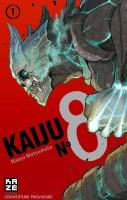 mangas - Kaiju N°8