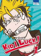 mangas - Kid I luck