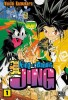 Mangas - King of bandit Jing