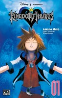 mangas - Kingdom Hearts