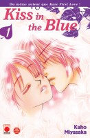 mangas - Kiss in the blue