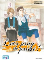 Manga - Let's pray with the priest