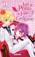Mangas - Liar Prince & Fake Girlfriend