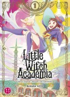 mangas - Little Witch Academia