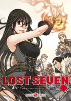 mangas - Lost Seven