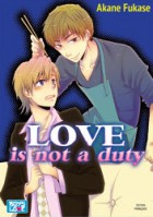 Love is not a duty