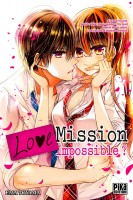 mangas - Love Mission Impossible ?