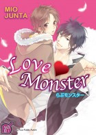 Manga - Love monster