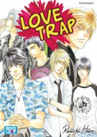 mangas - Love trap