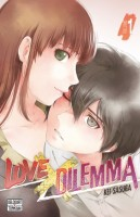 Mangas - Love X Dilemma