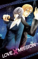 mangas - Love X Mission