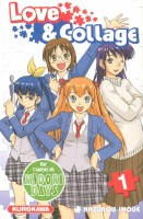mangas - Love & Collage