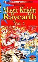 Magic knight Rayearth - Manga player