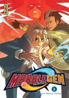 Manga - Manhwa - Marblegen - Origines